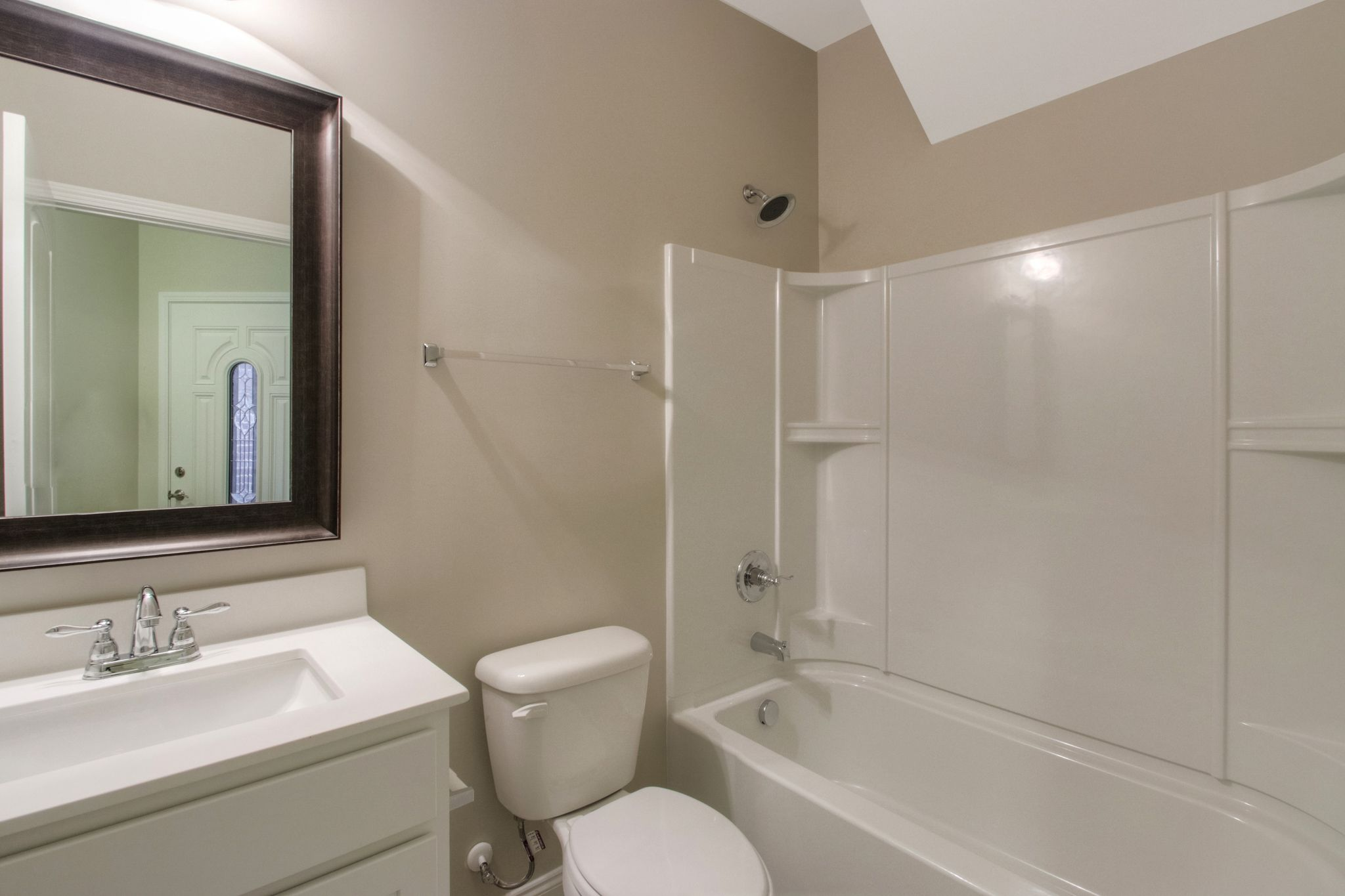 Bathroom featured in The Ashleigh Courtyard Cottage By Goodall Homes in Knoxville, TN