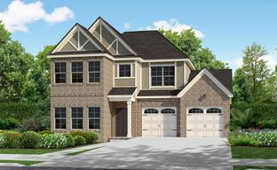 Campbell Crossing by Goodall Homes in Knoxville Tennessee