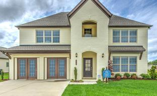 The Grove at Harrison Glen by Goodall Homes in Knoxville Tennessee