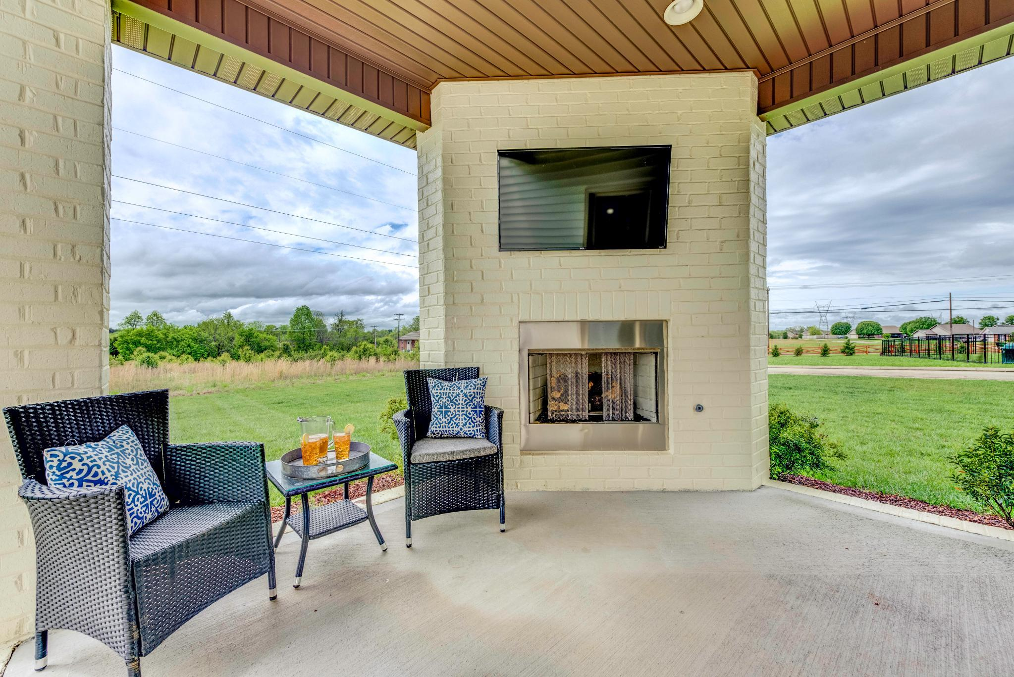 'The Grove at Harrison Glen' by Goodall Homes in Knoxville