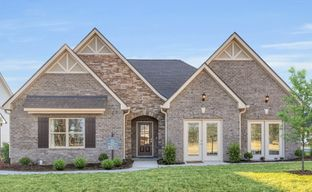 Bainbridge Park by Goodall Homes in Chattanooga Tennessee