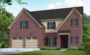 Holland Springs by Goodall Homes in Knoxville Tennessee