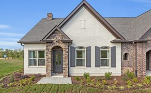 Cottages at Brow Wood by Goodall Homes in Chattanooga Georgia
