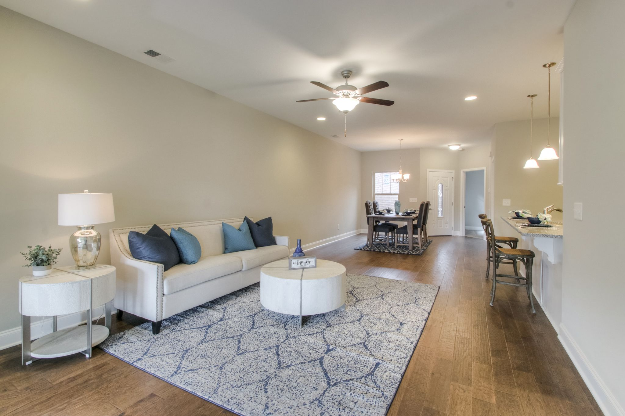 Living Area featured in The Waverleigh Courtyard Cottage By Goodall Homes in Knoxville, TN