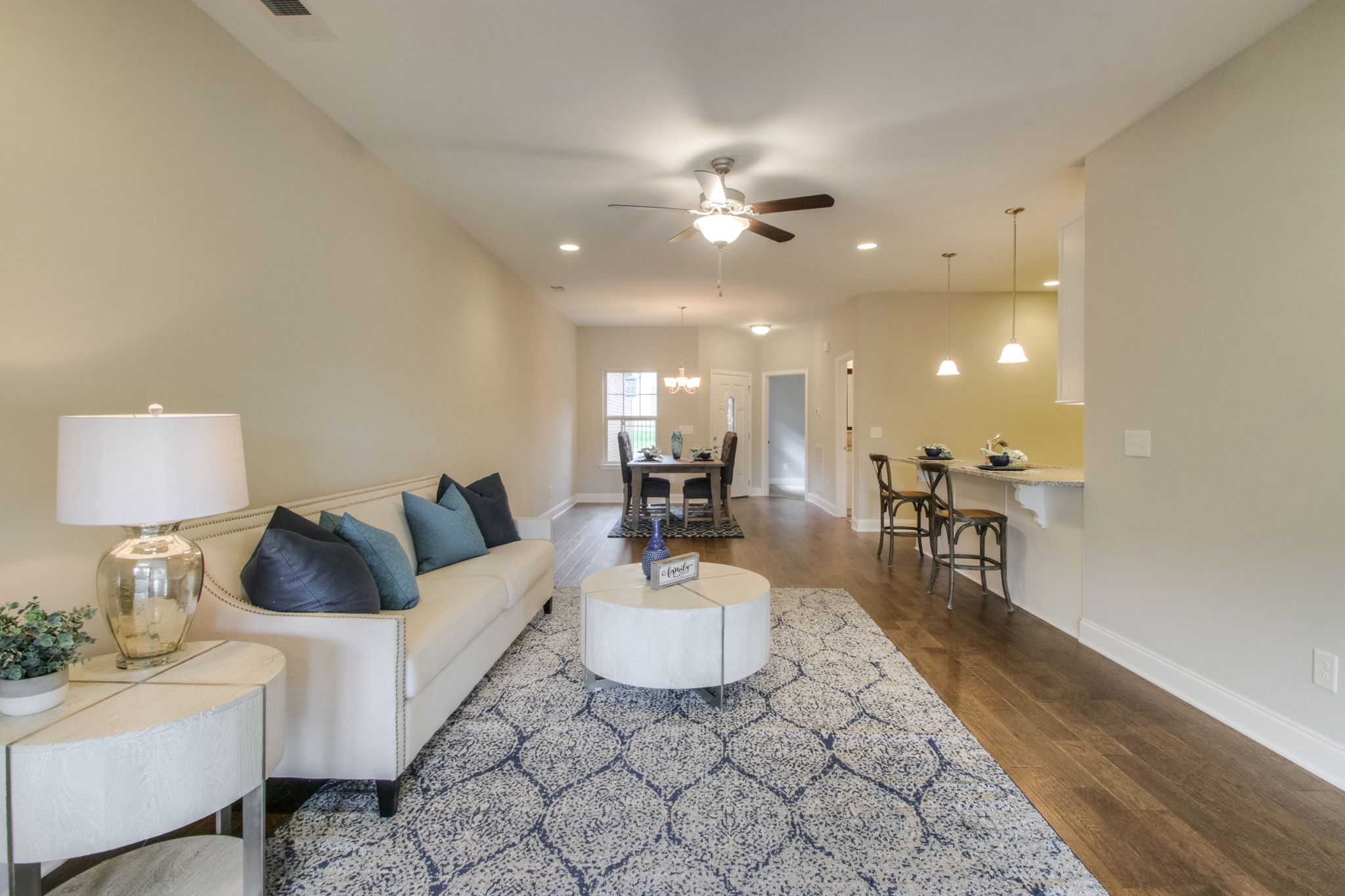 Living Area featured in The Waverleigh Courtyard Cottage By Goodall Homes in Chattanooga, GA