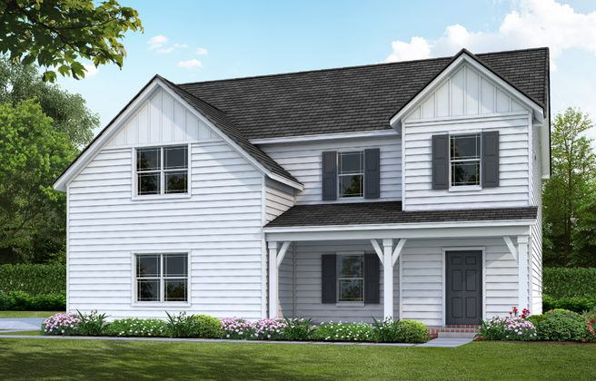 363 Cloverbrook Way Lot 577 (The Alexandria)