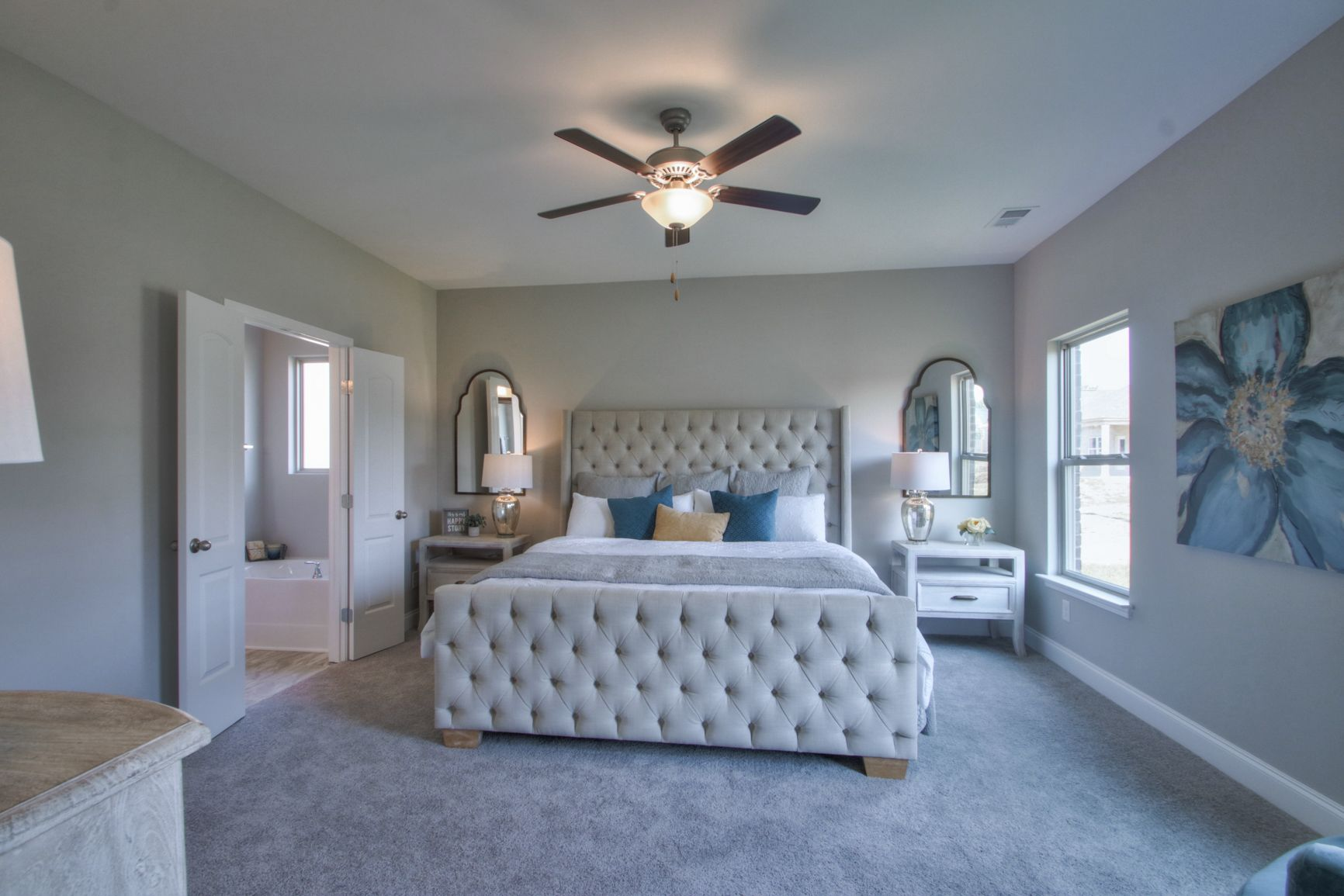 Bedroom featured in The Harding By Goodall Homes in Chattanooga, TN