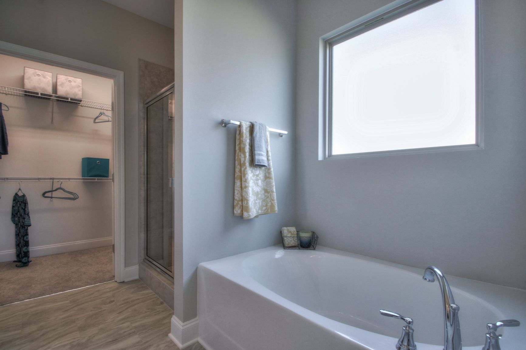 Bathroom featured in The Harding By Goodall Homes in Knoxville, TN