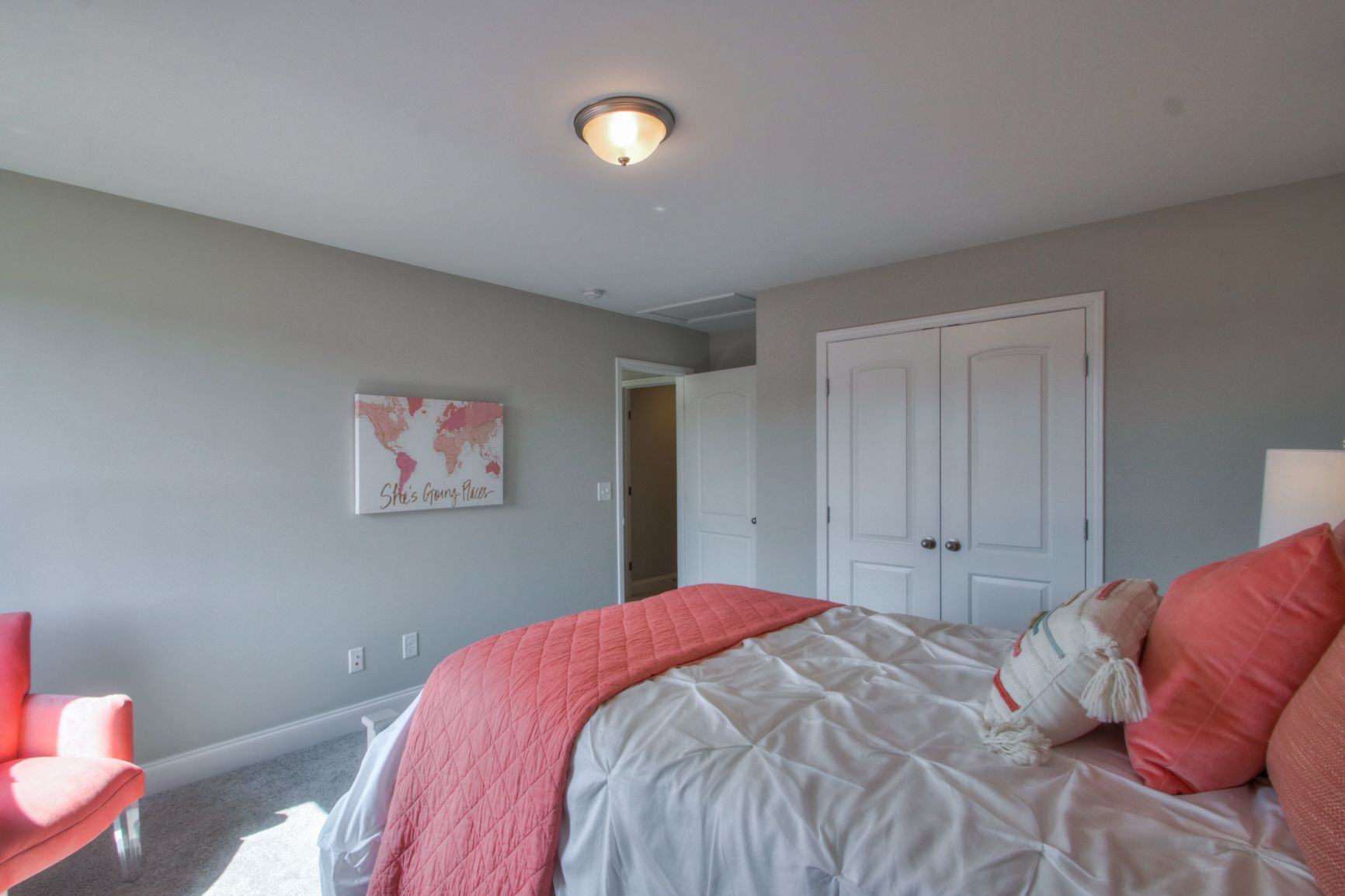 Bedroom featured in The Harding By Goodall Homes in Knoxville, TN