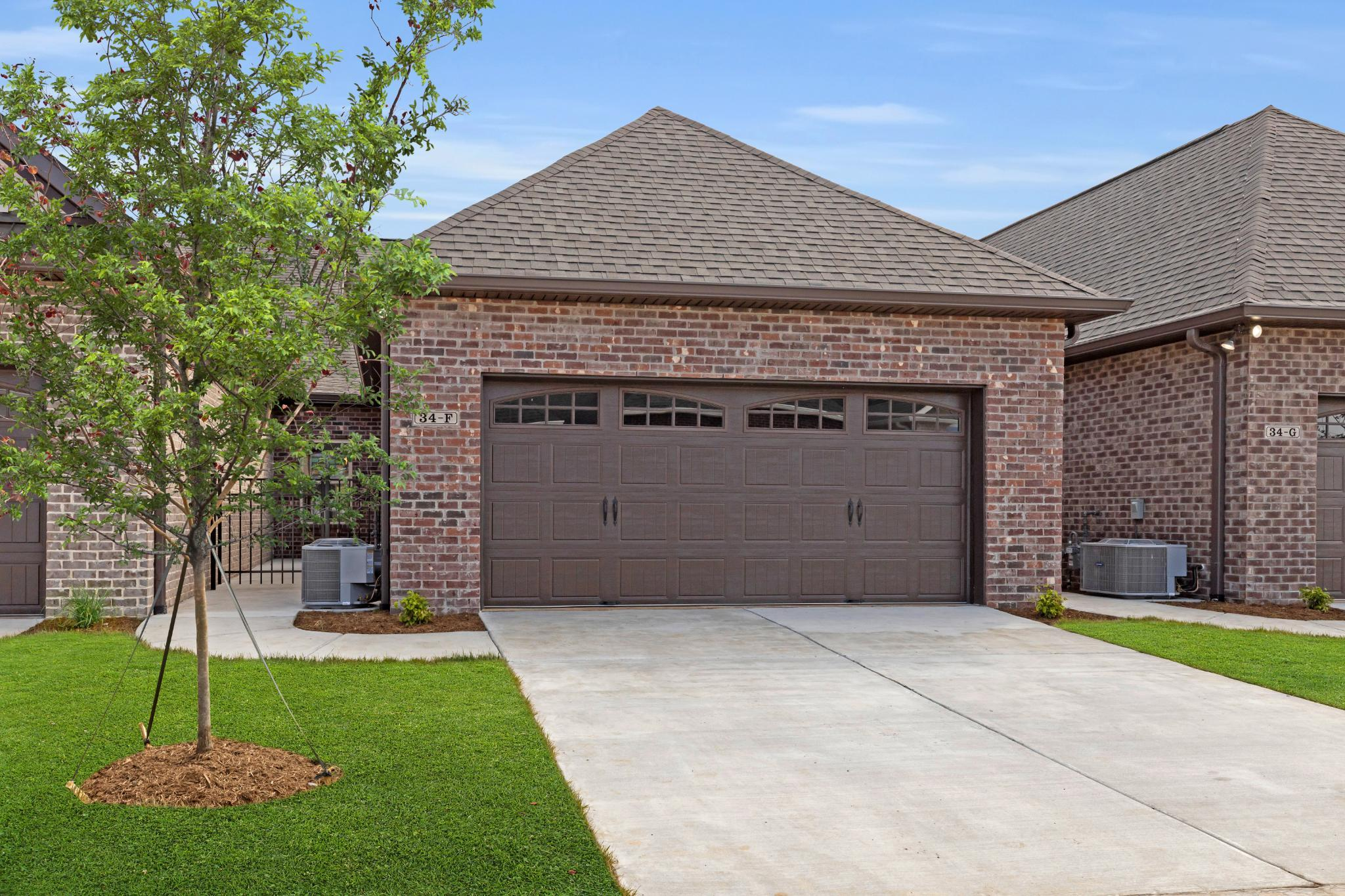 Exterior featured in The Waverleigh Courtyard Cottage By Goodall Homes in Chattanooga, GA