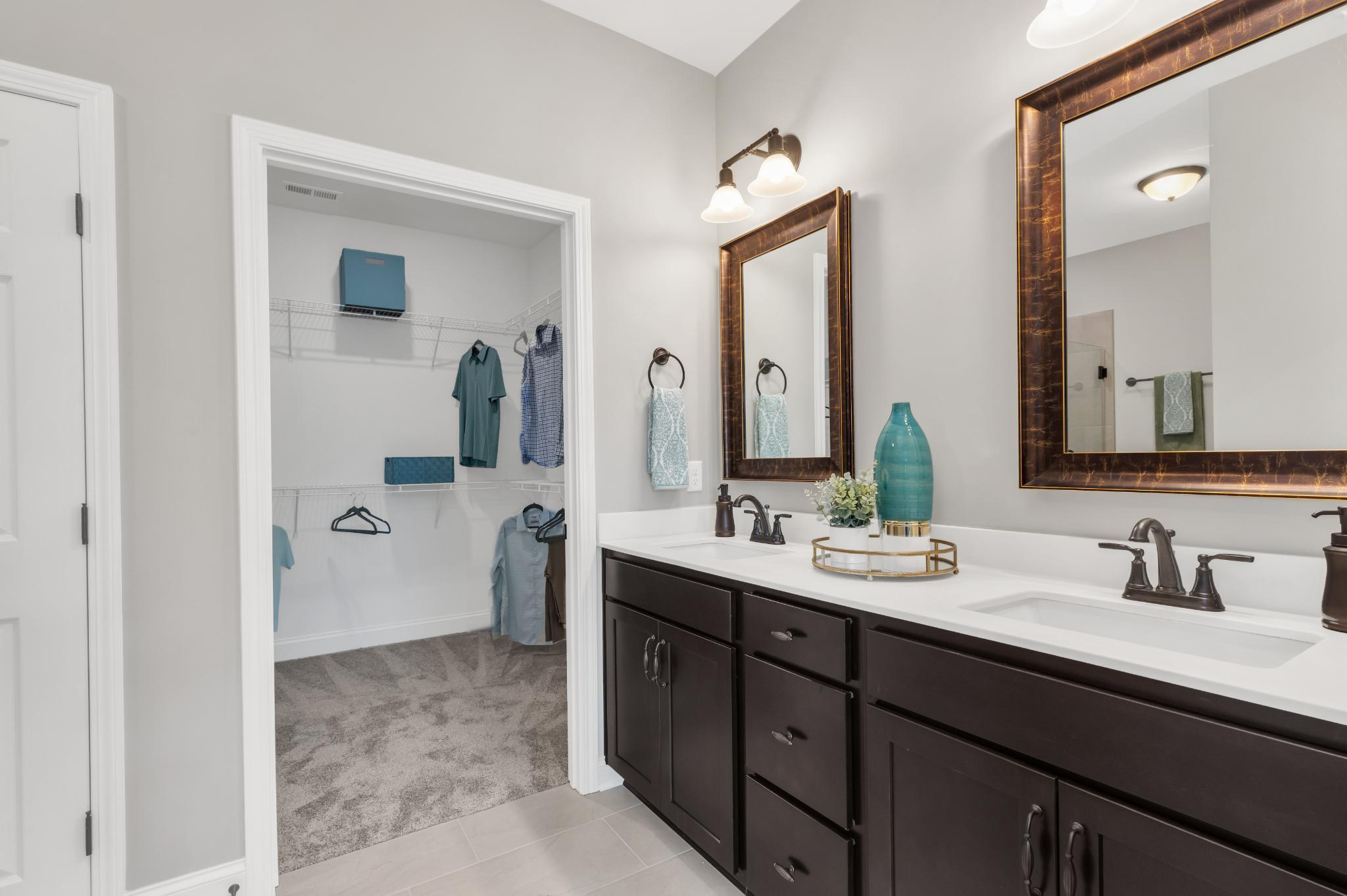 Bathroom featured in The Raleigh Courtyard Cottage By Goodall Homes in Chattanooga, GA