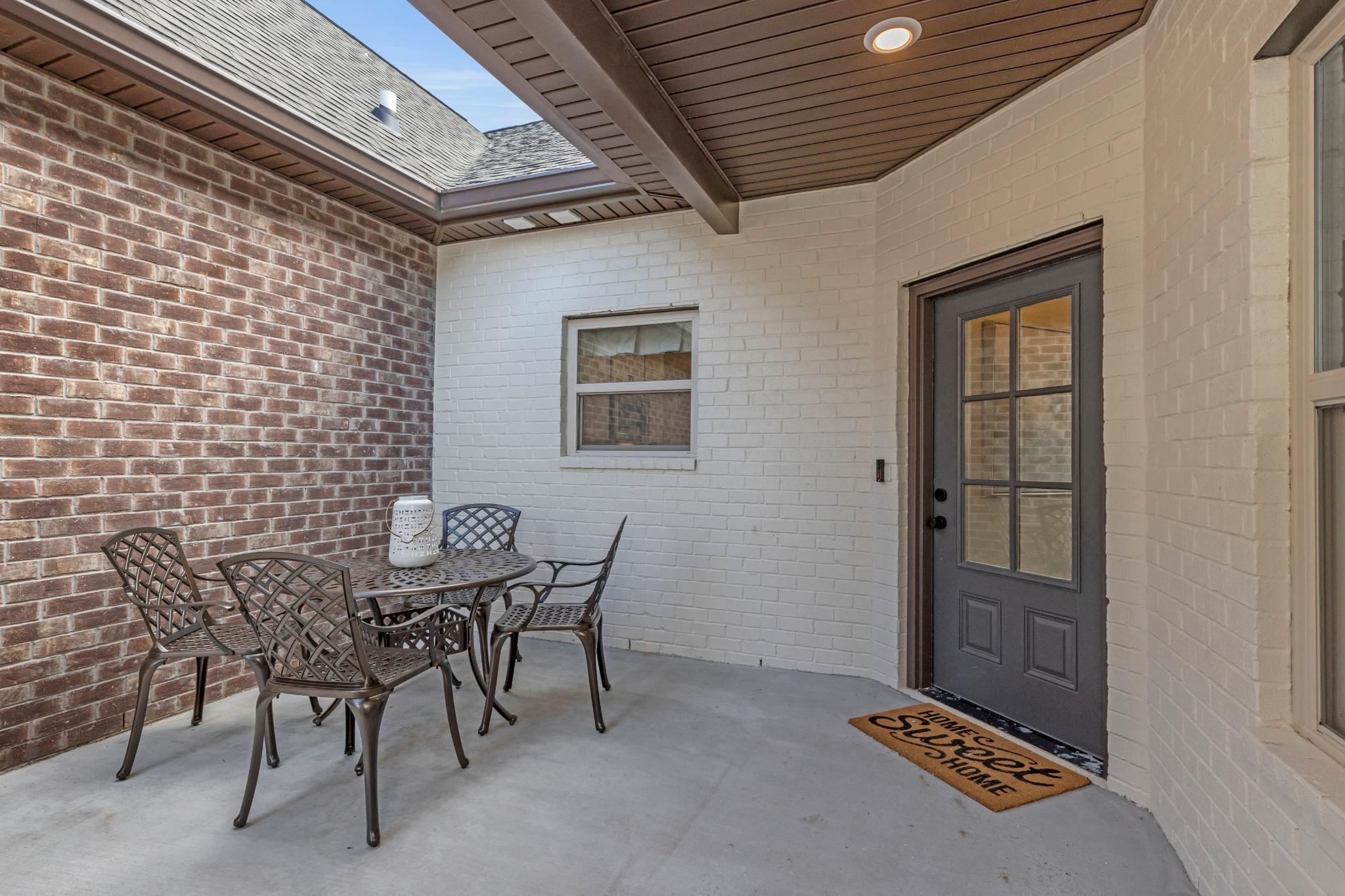 Exterior featured in The Raleigh Courtyard Cottage By Goodall Homes in Knoxville, TN