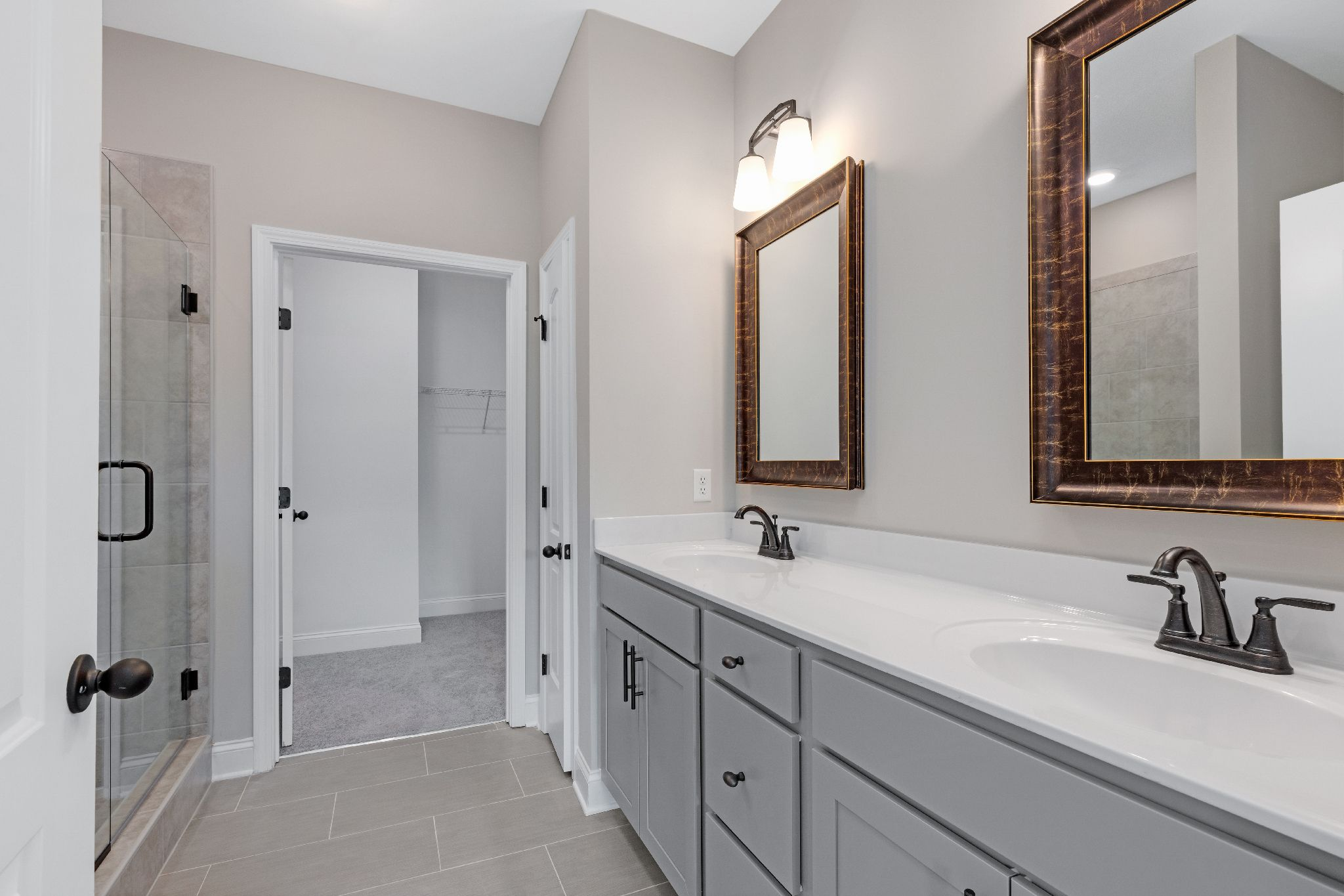 Bathroom featured in The Ashleigh Courtyard Cottage By Goodall Homes in Chattanooga, GA