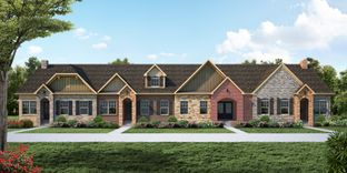 The Ashleigh Courtyard Cottage - Groves Reserve: Mount Juliet, Tennessee - Goodall Homes