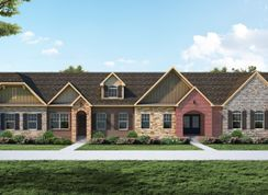 The Raleigh Courtyard Cottage - Groves Reserve: Mount Juliet, Tennessee - Goodall Homes