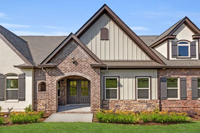 2055 Flowing Creek Drive Lot 317 (The Ashleigh Courtyard Cottage)