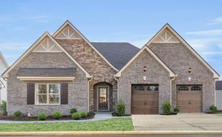 Roefield by Goodall Homes in Knoxville Tennessee