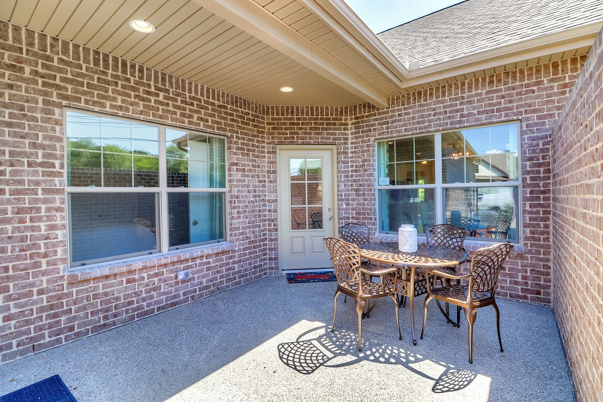 Exterior featured in The Everleigh Courtyard Cottage By Goodall Homes in Chattanooga, GA