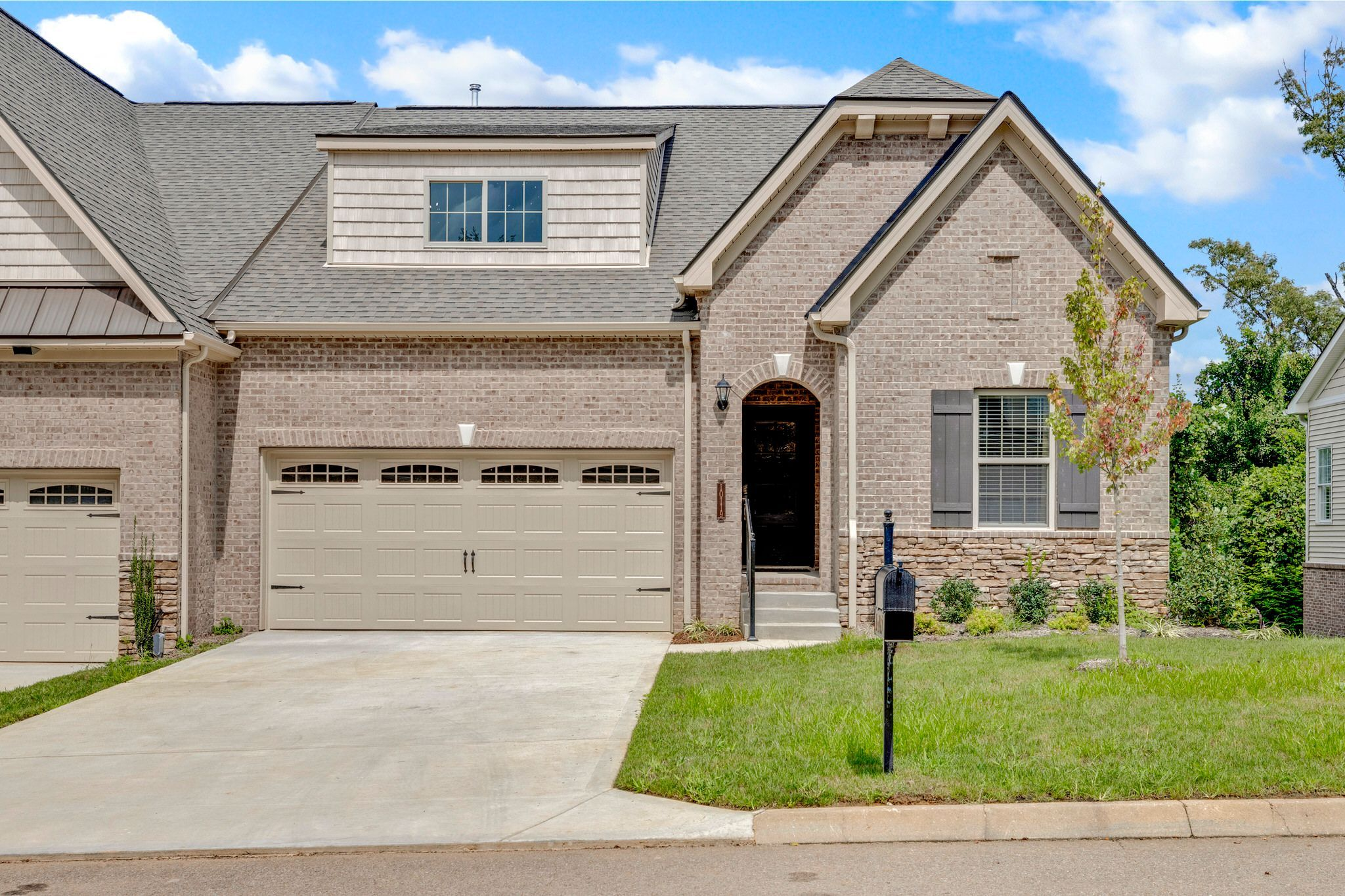 Exterior featured in The Georgetown By Goodall Homes in Nashville, TN