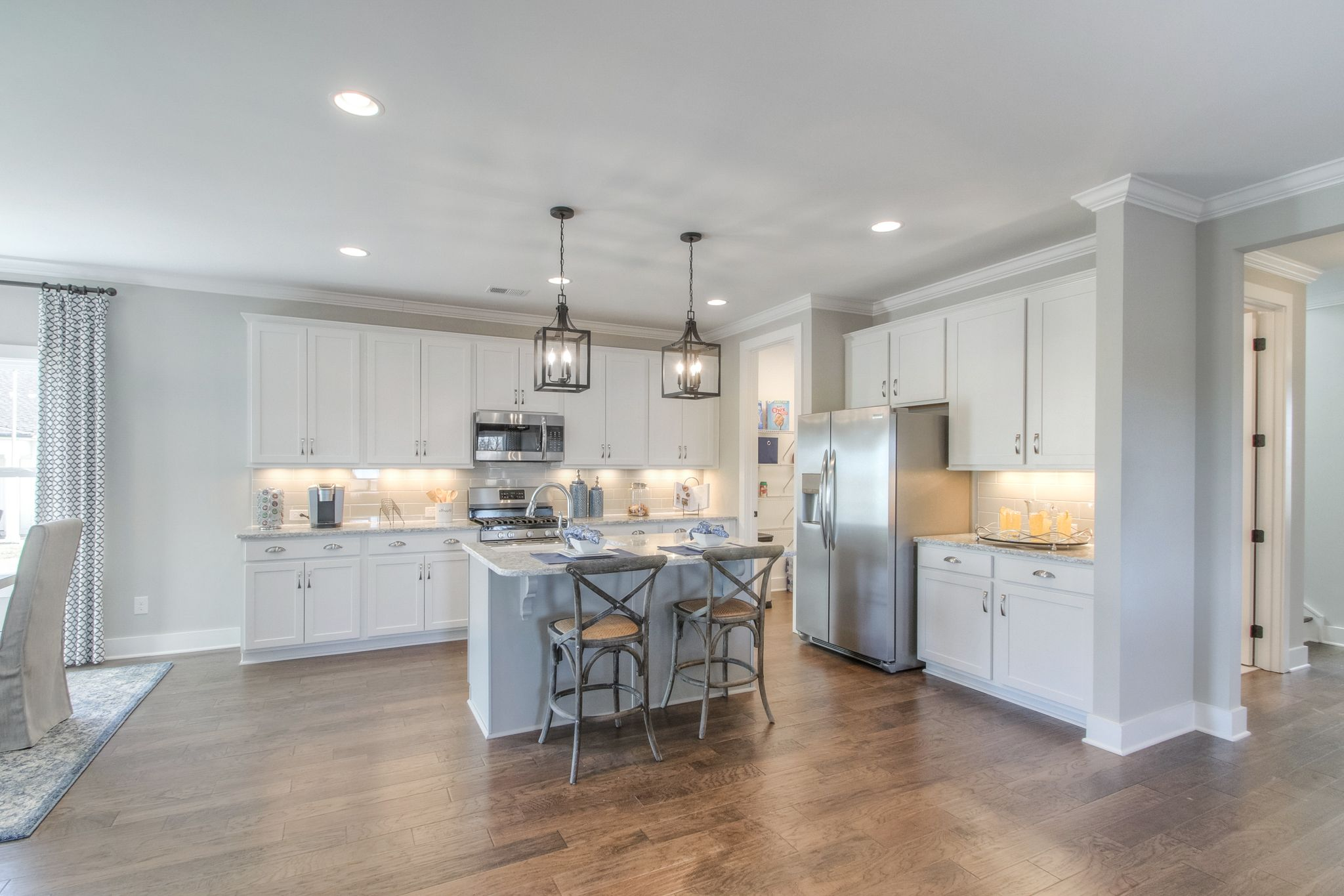 Kitchen featured in The Kingsmont By Goodall Homes in Knoxville, TN