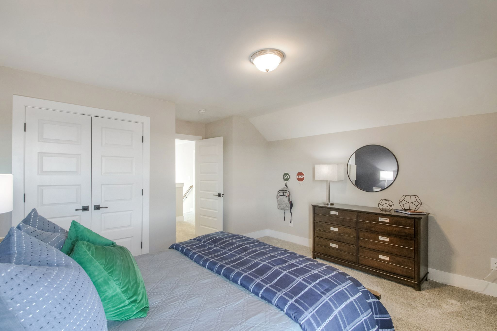 Bedroom featured in The Kingsmont By Goodall Homes in Owensboro, KY
