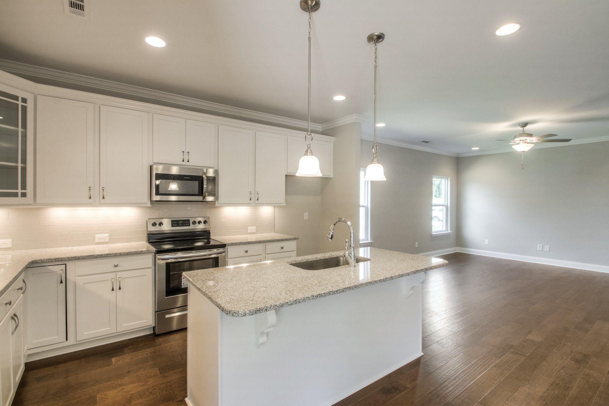 Kitchen featured in The Ridgemont By Goodall Homes in Nashville, TN