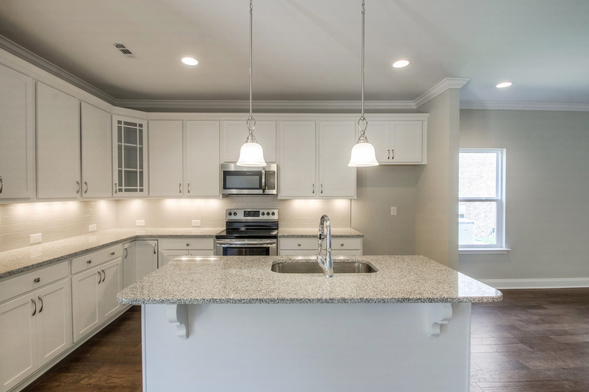 Kitchen featured in The Ridgemont By Goodall Homes in Huntsville, AL