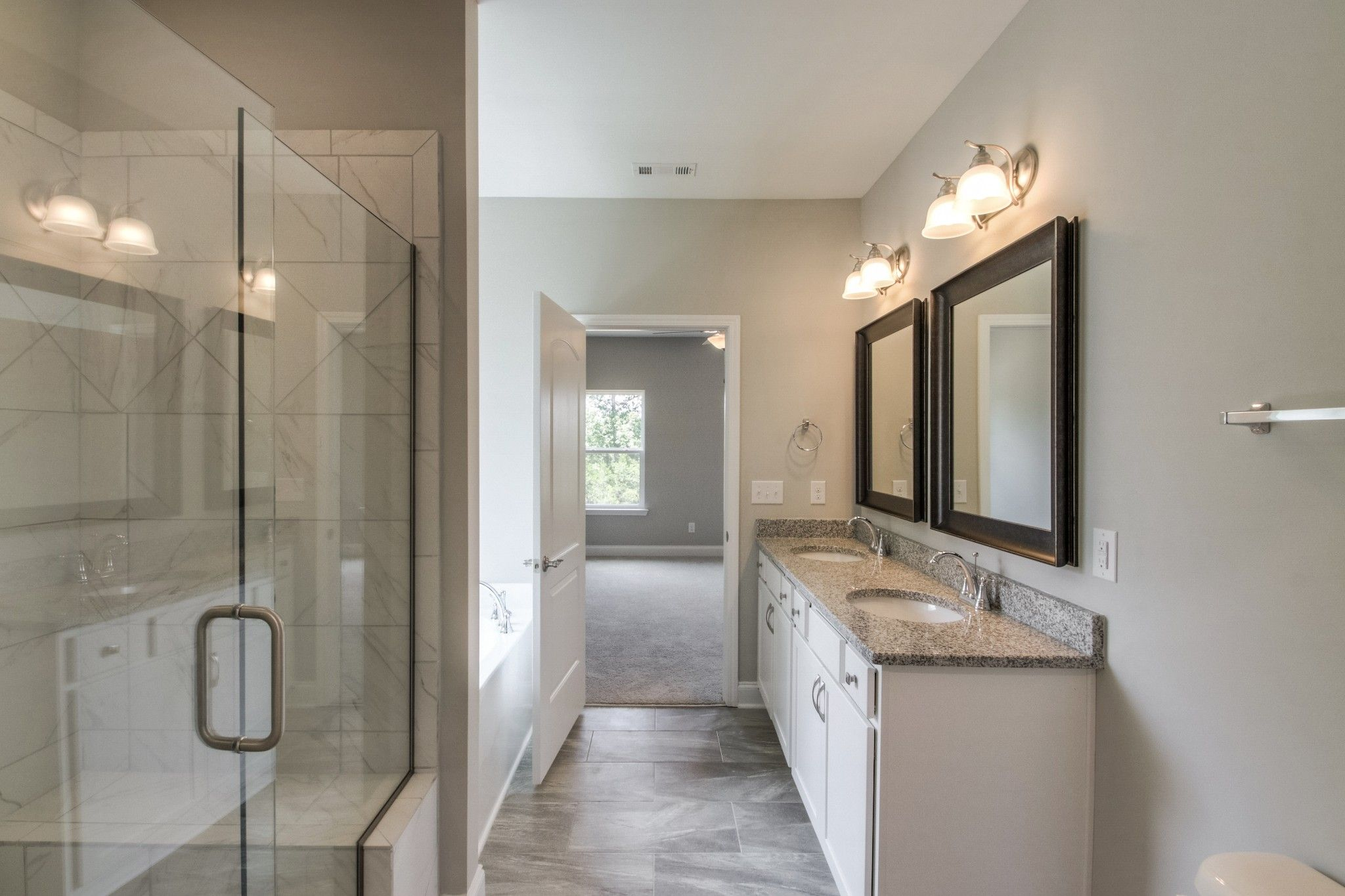 Bathroom featured in The Ridgemont By Goodall Homes in Nashville, TN