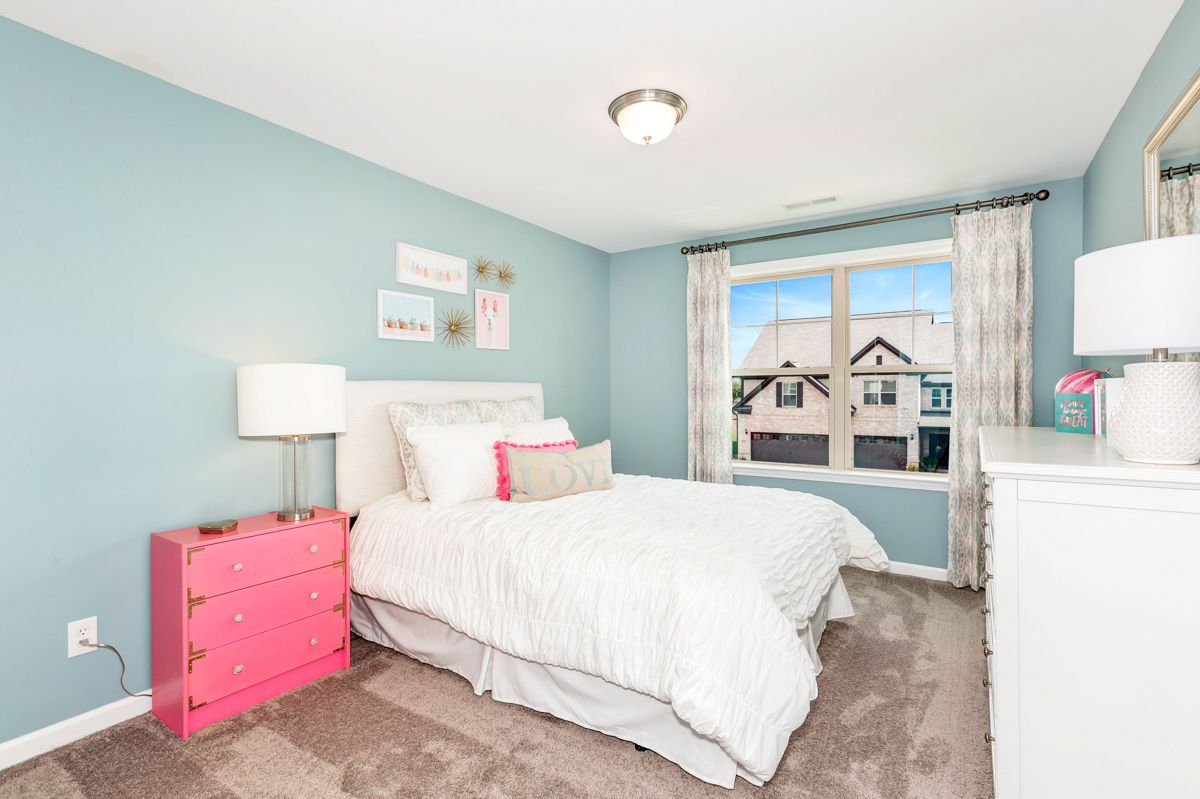 Bedroom featured in The Worthing By Goodall Homes in Huntsville, AL