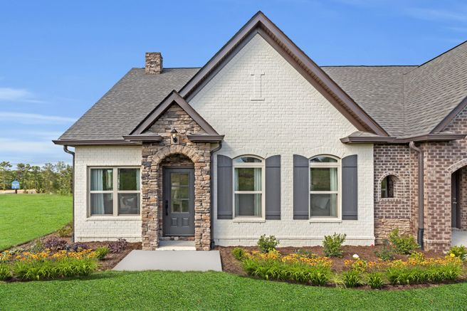 2049 Flowing Creek Drive Lot 318 (The Raleigh Courtyard Cottage)