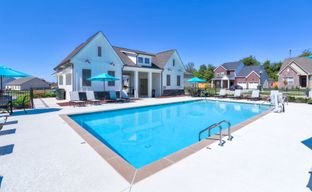 The Cottages at Patterson Farms by Goodall Homes in Nashville Tennessee