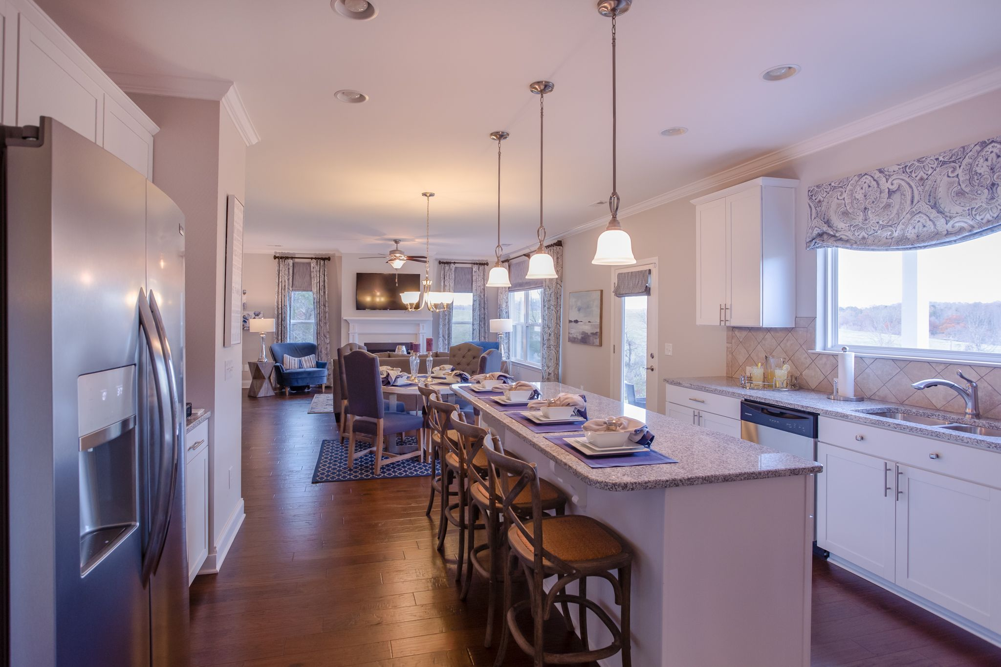 Kitchen featured in The Alexandria By Goodall Homes in Chattanooga, TN