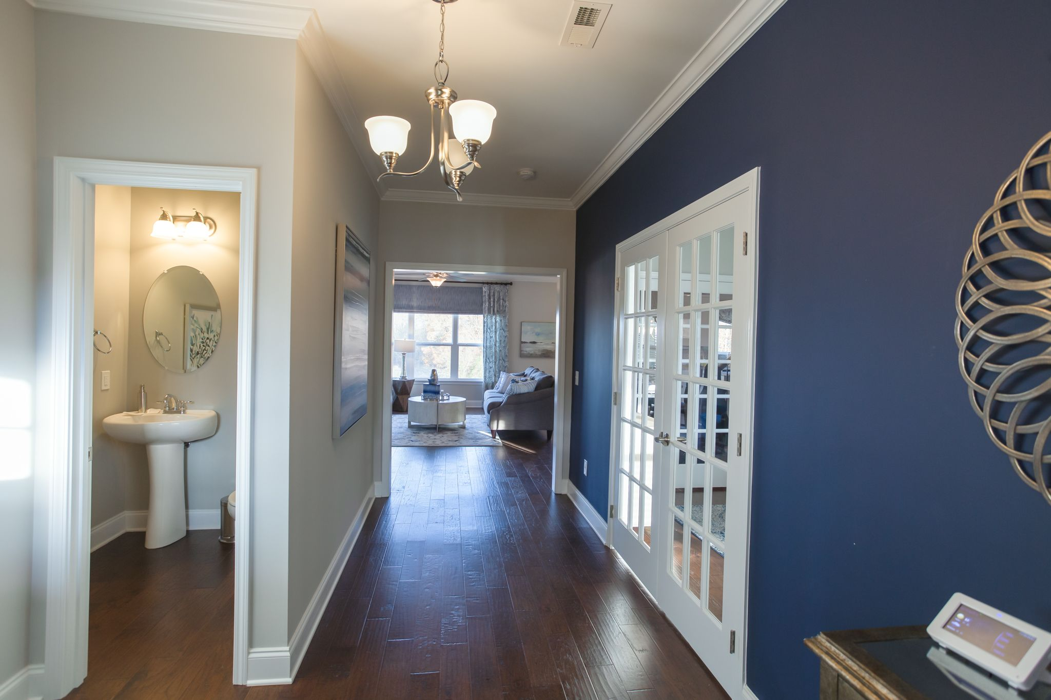 Living Area featured in The Alexandria By Goodall Homes in Chattanooga, TN
