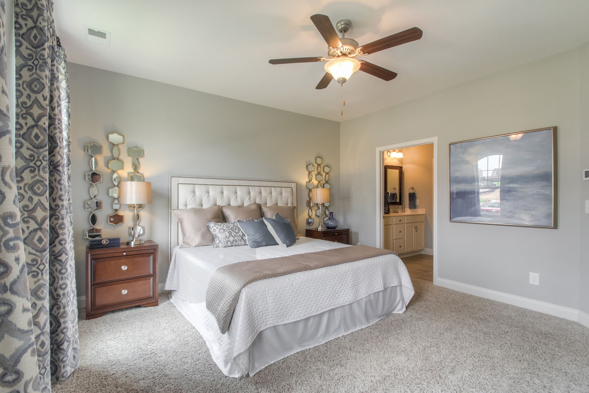Bedroom featured in The Raleigh Courtyard Cottage By Goodall Homes in Chattanooga, GA