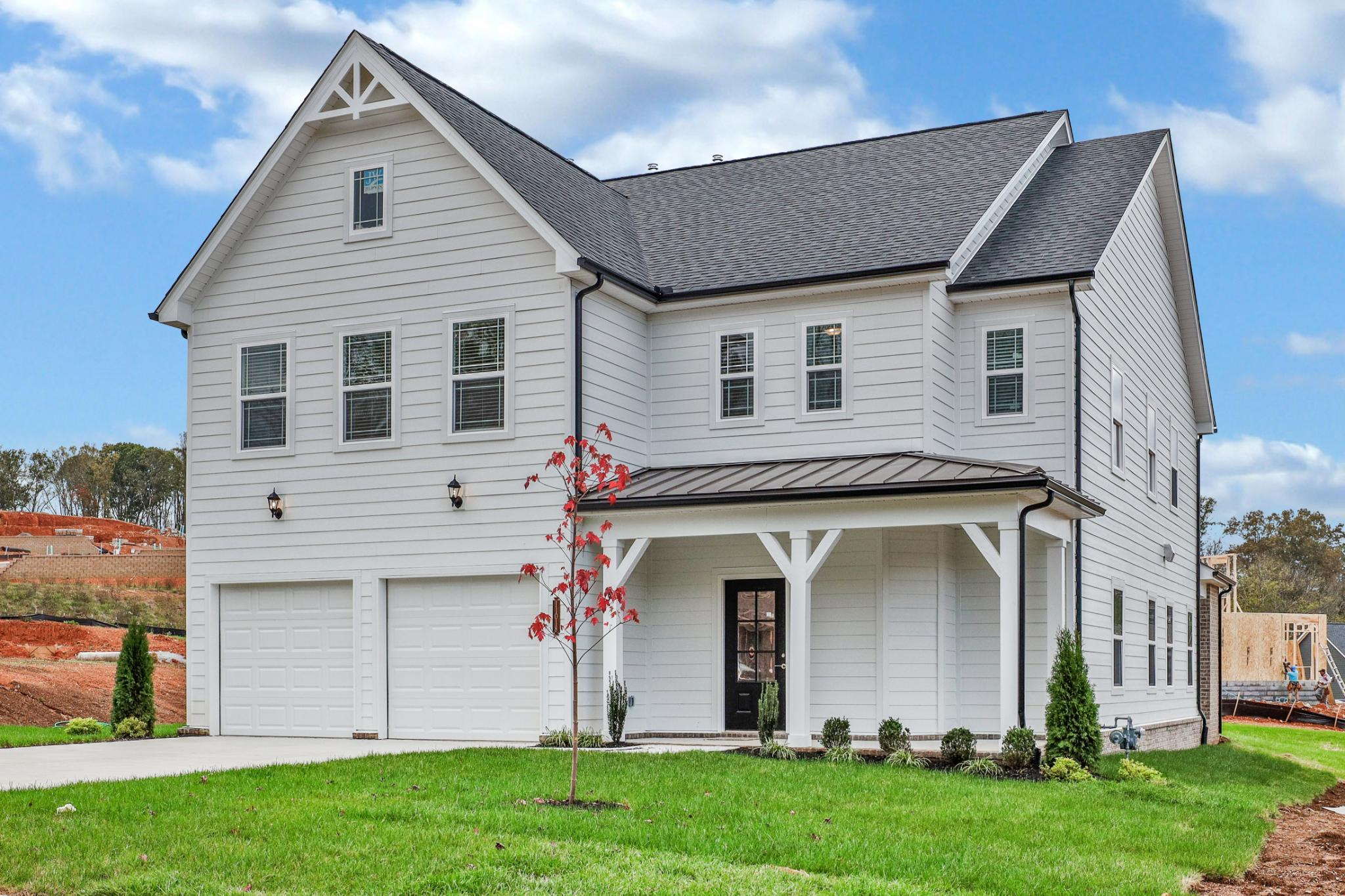 Exterior featured in The Wellington By Goodall Homes in Knoxville, TN