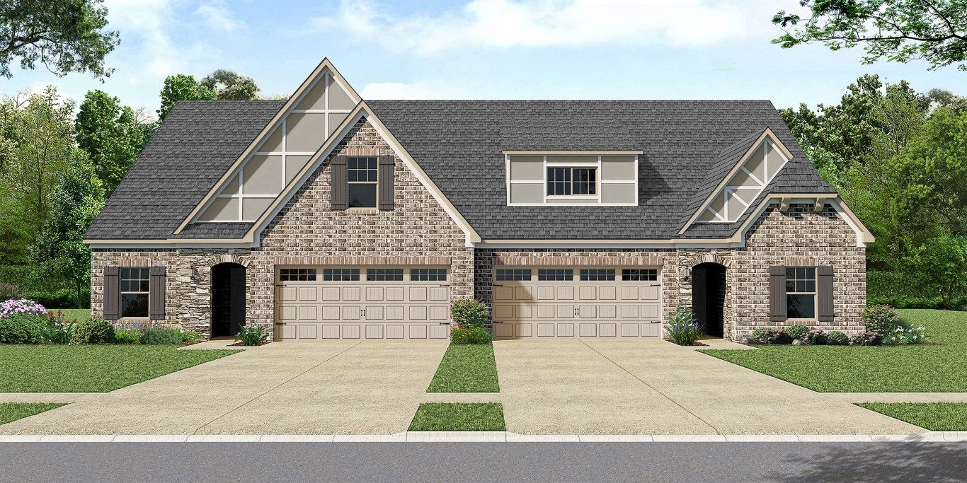 Exterior featured in The Arlington By Goodall Homes in Nashville, TN