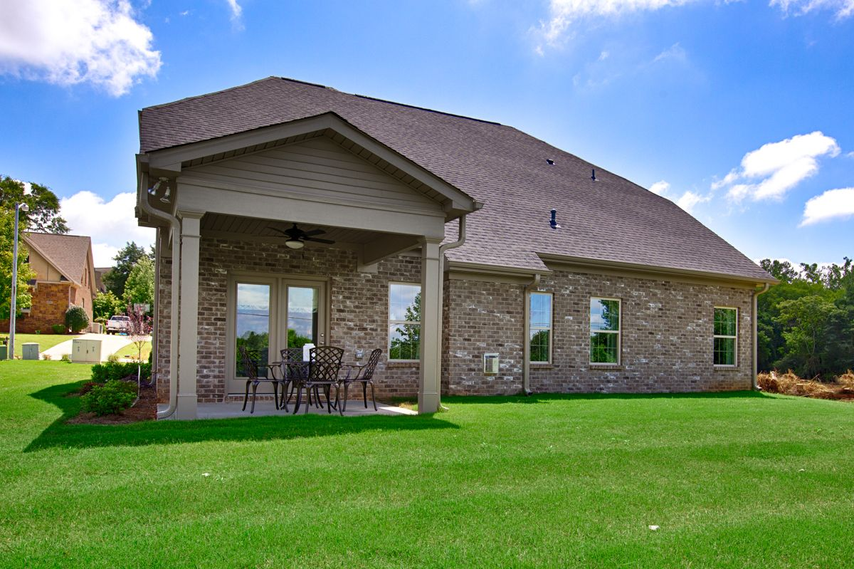 'Chadwick Pointe' by Goodall Homes in Huntsville
