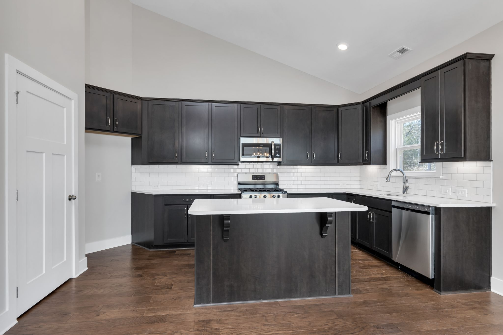 Kitchen featured in The Hanover By Goodall Homes in Knoxville, TN