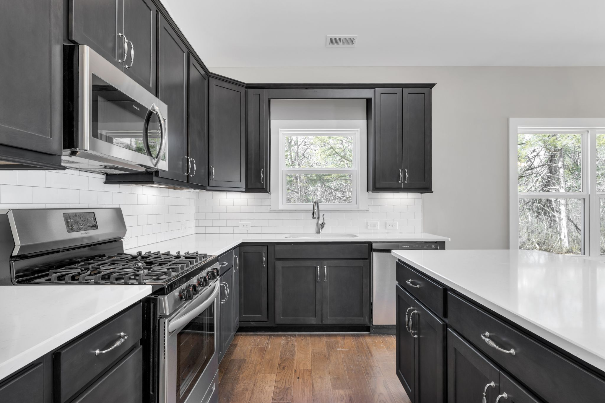 Kitchen featured in The Hanover By Goodall Homes in Chattanooga, TN