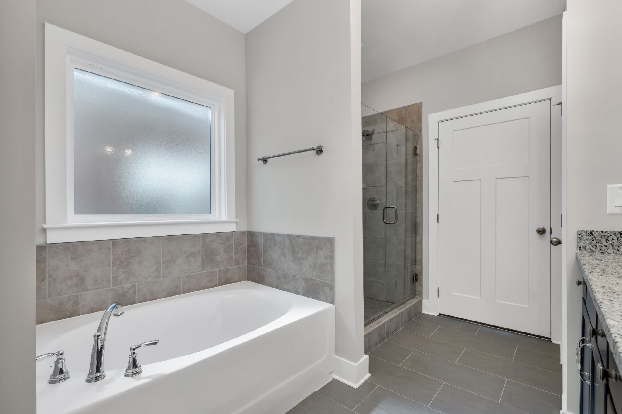 Bathroom featured in The Hanover By Goodall Homes in Knoxville, TN