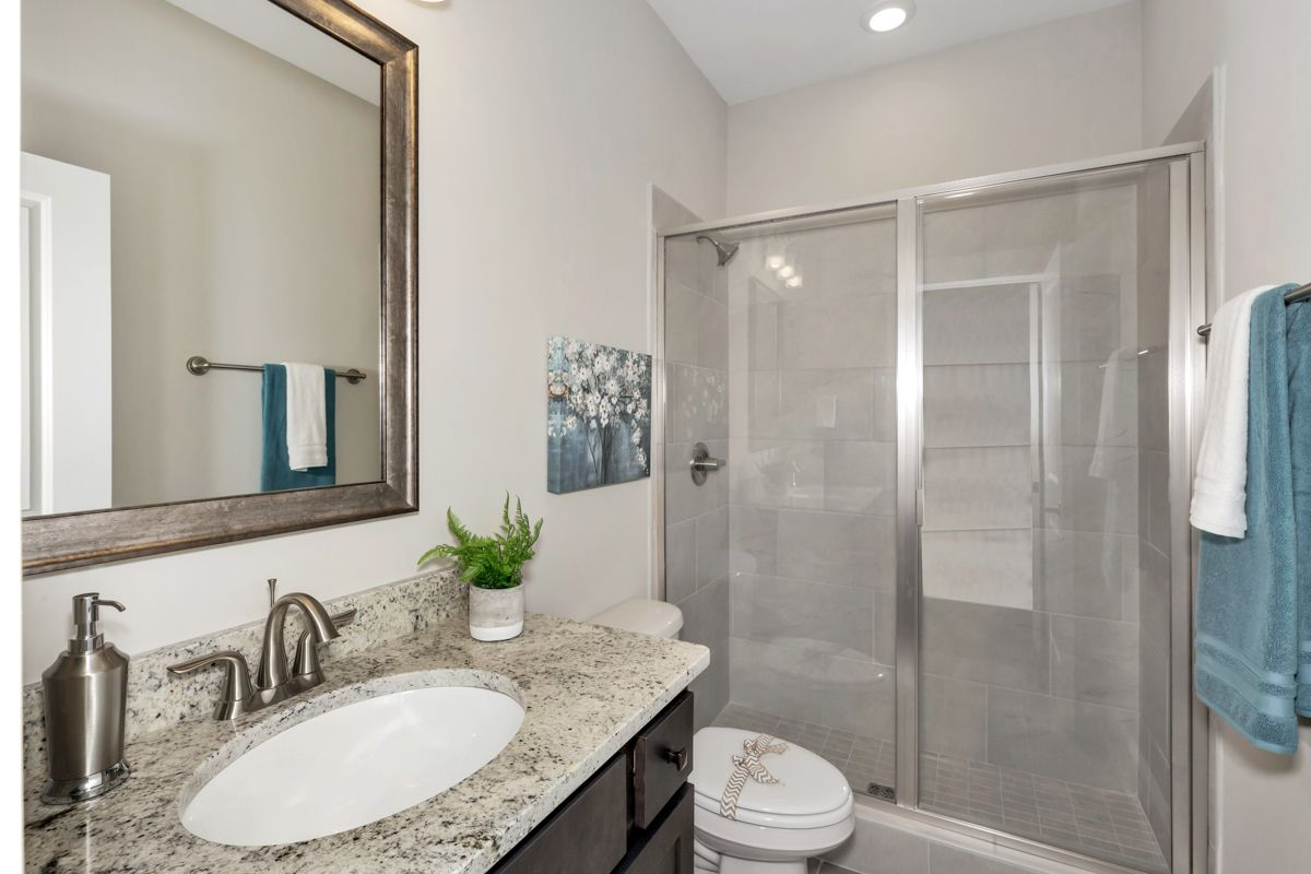 Bathroom featured in The Holmes By Goodall Homes in Huntsville, AL
