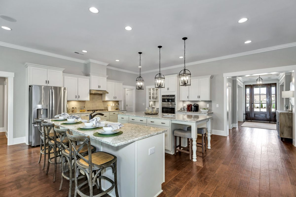Kitchen featured in The Holmes By Goodall Homes in Huntsville, AL