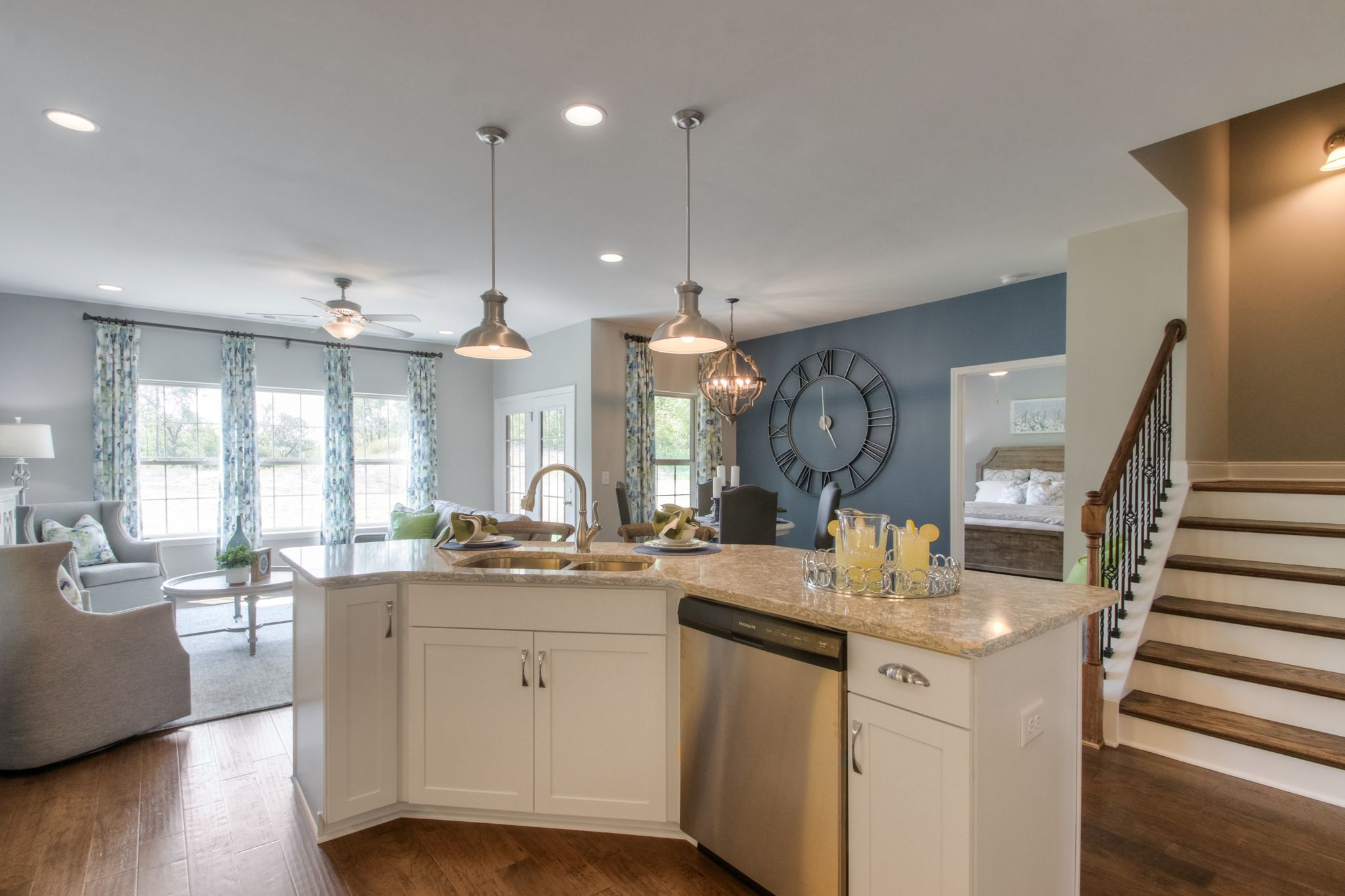 Kitchen featured in The Arlington By Goodall Homes in Knoxville, TN