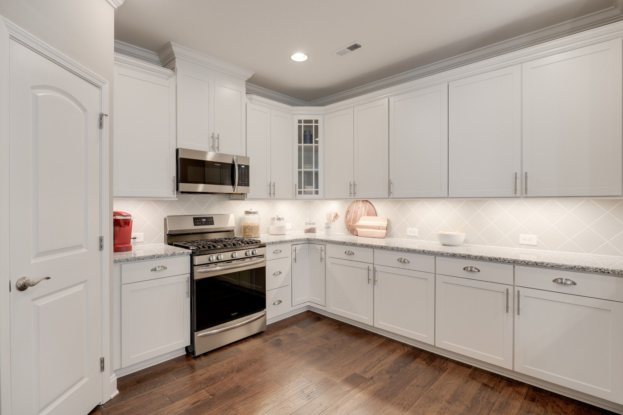 Kitchen featured in The Everleigh Courtyard Cottage By Goodall Homes in Chattanooga, GA