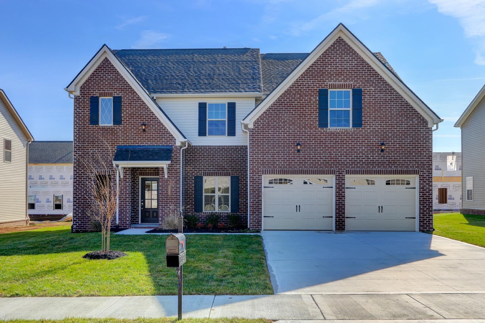 Exterior featured in The Alexandria By Goodall Homes in Huntsville, AL