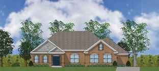 The Templeton - Hays Farm - The Forest: Huntsville, Alabama - Goodall Homes