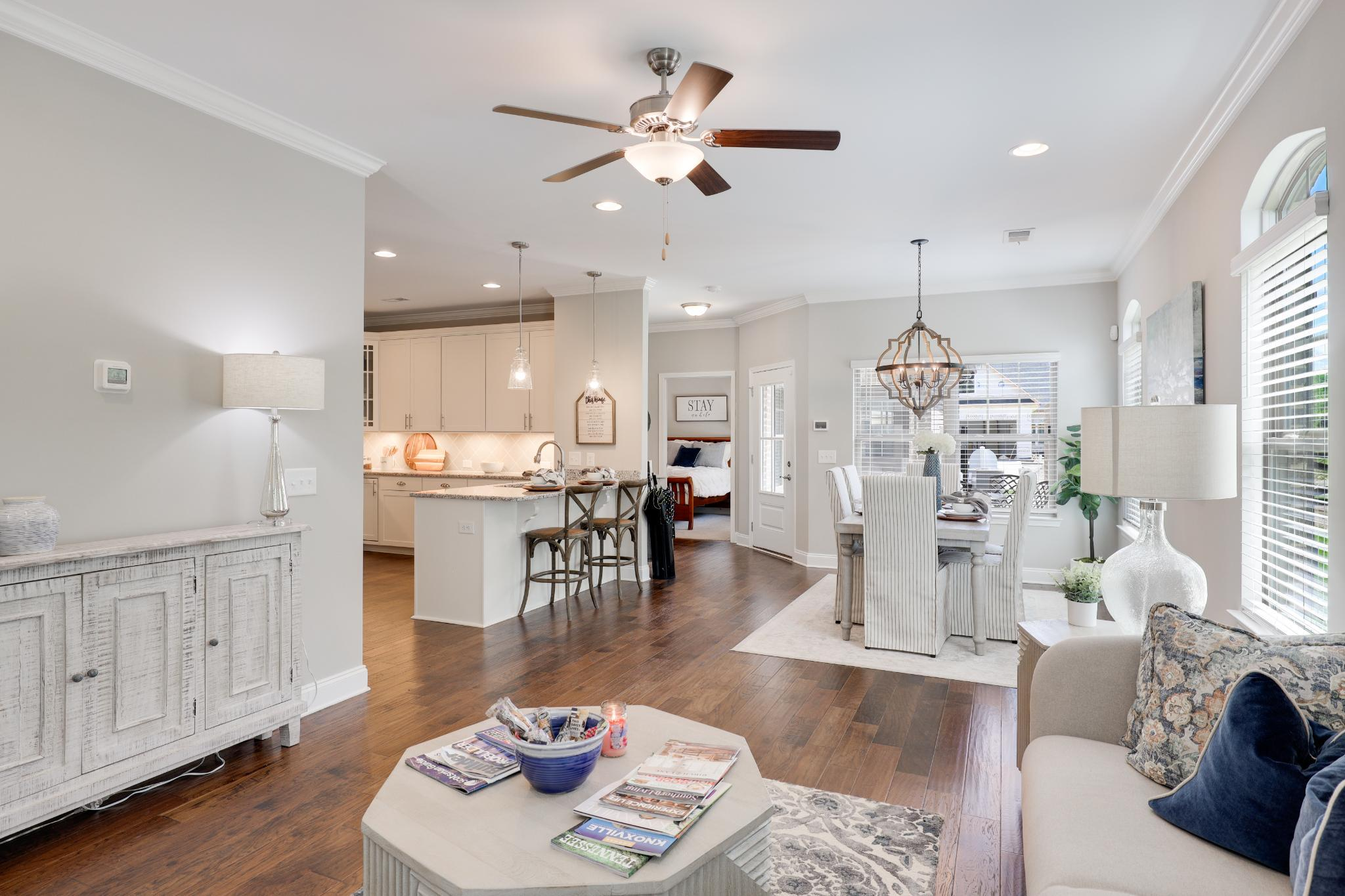 'The Village at Ivey Farms' by Goodall Homes in Knoxville
