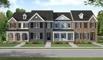 The Preserve at Belle Pointe Townhomes by Goodall Homes in Nashville Tennessee