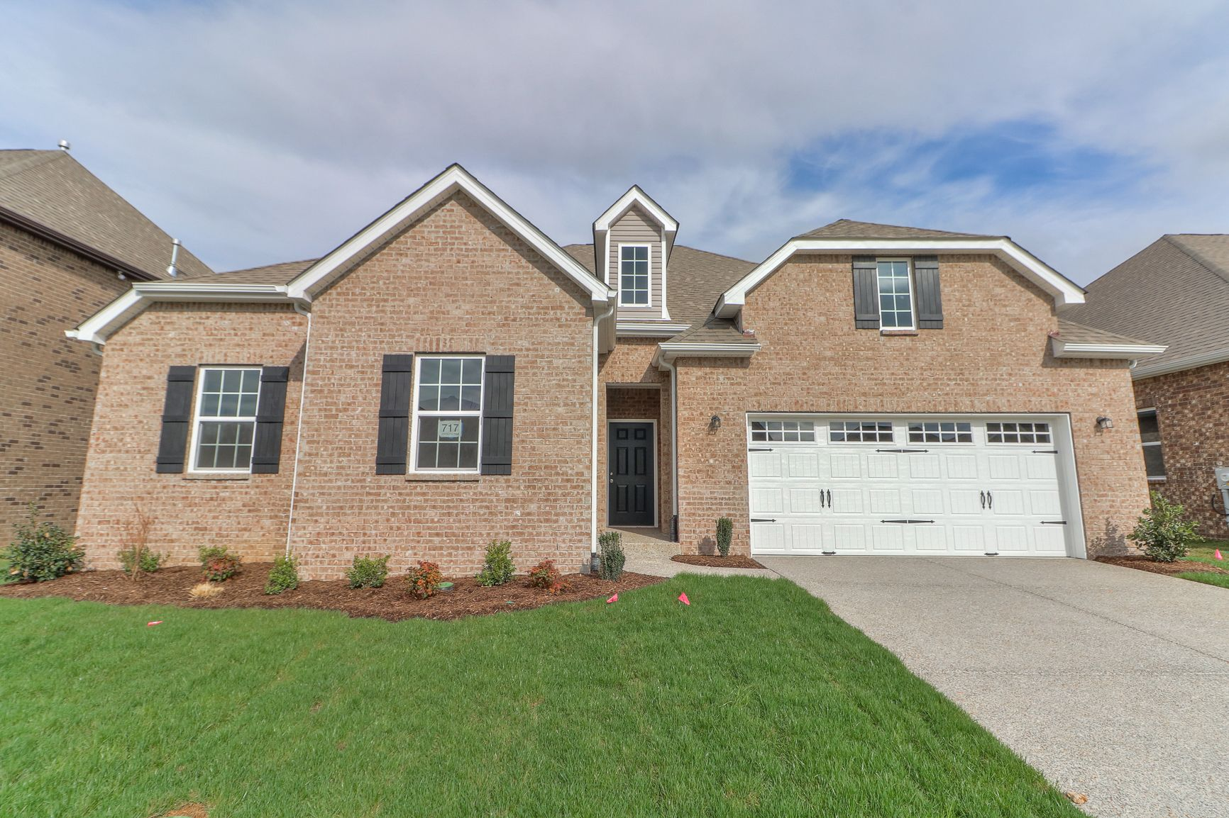 Exterior featured in The Donelson By Goodall Homes in Chattanooga, TN