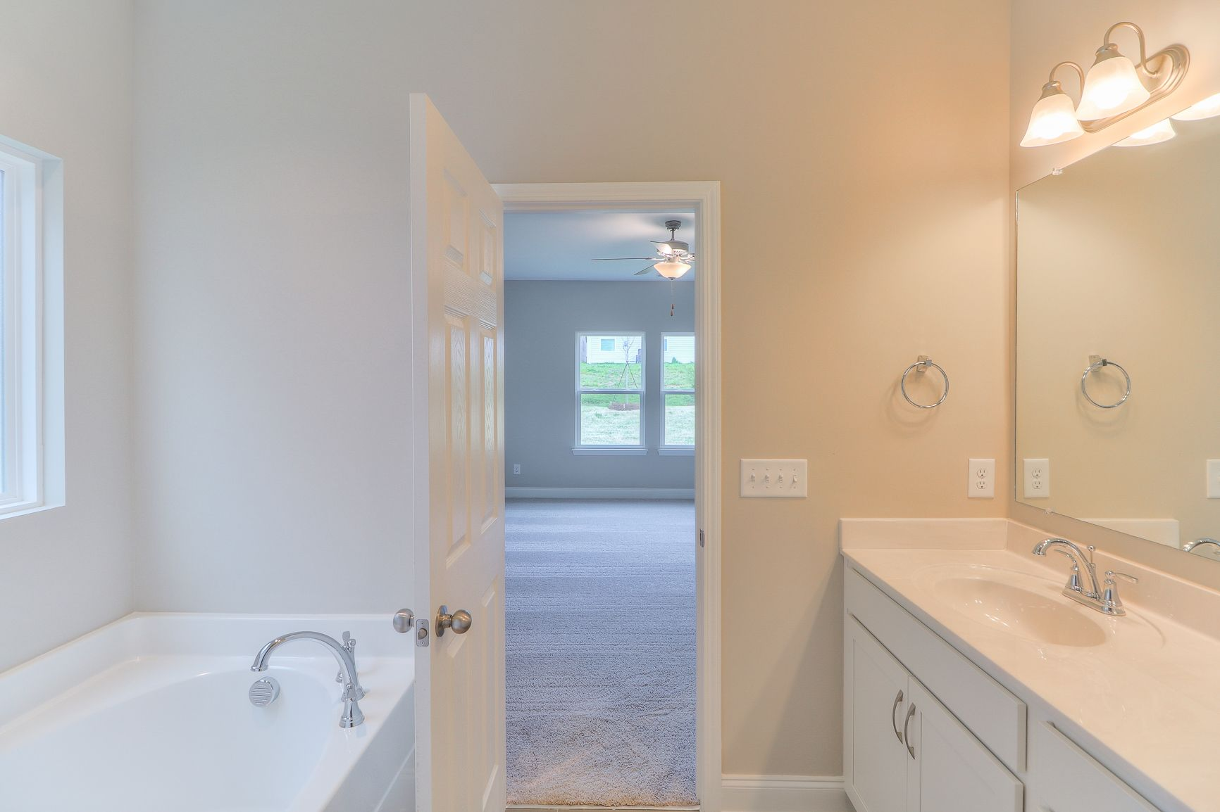 Bathroom featured in The Donelson By Goodall Homes in Chattanooga, TN